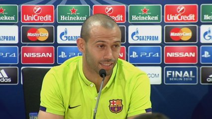 Mascherano i Rakitic, prudents
