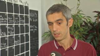 El noi que va perdre l'ull per un tret de pilota l'1 d'octubre presenta una querella contra tres policies nacionals