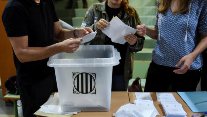 El jutge de Barcelona que investiga l'1-O també inclou el delicte de rebel·lió
