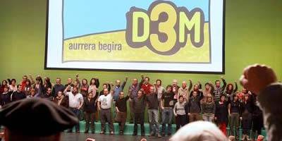 El Tribunal Constitucional barra el pas de D3M i Askatasuna a les eleccions basques