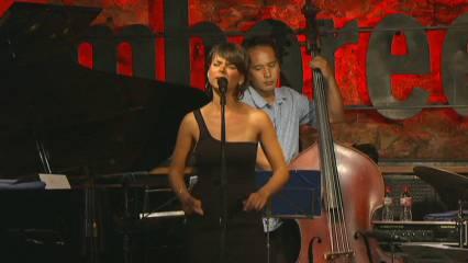 Sara Serpa porta el seu jazz al Mas i Mas