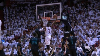 Top3 NBA: Wade l'incombustible