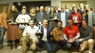 Deu joves promeses de la nova tecnologia a Catalunya [Premis Revolució]