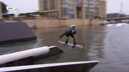 FISE Montpellier Wakeboard