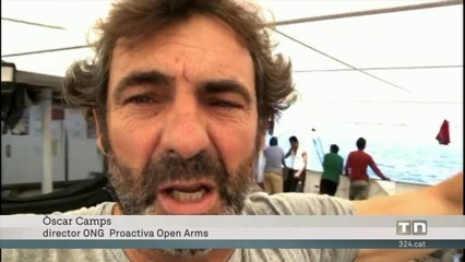 Permís d'estada de 45 dies per als migrants de l'Open Arms