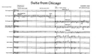 """Chicago"" a capella"