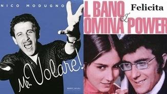 """De """"Volare"""" a """"Felicità"""": himnes de la cançó italiana"""