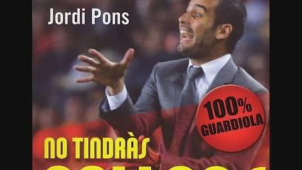 Llibre sobre Guardiola