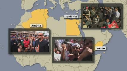 "Dos mesos de ""primavera àrab"""