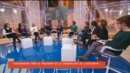 Puigdemont serà investit president de la Generalitat?