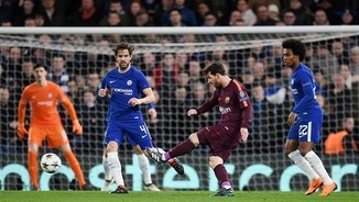 Tornen amb un empat valuós. El resum del Chelsea - Barça