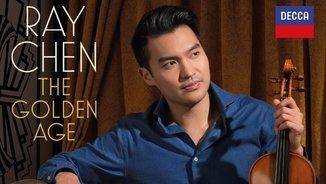 RAY CHEN - THE GOLDEN AGE (Decca)