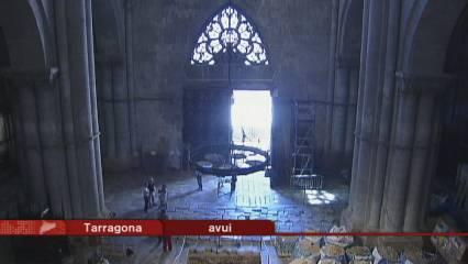 Troben el temple romà dedicat a l'emperador August a Tarragona