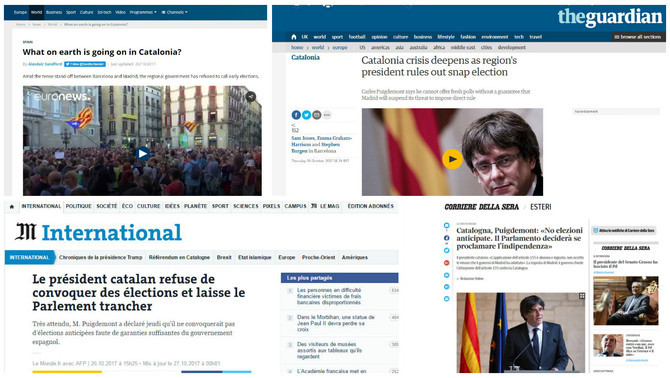 """""""Què coi passa a Catalunya?"""""""