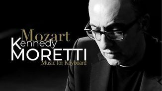 Kennedy Moretti: Mozart - Music for keyboard (aglae)