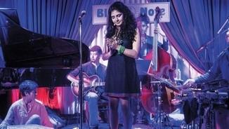 Les veus del jazz: Kavita Shah