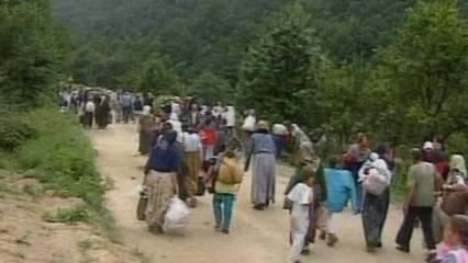 La història de la matança de Srebrenica
