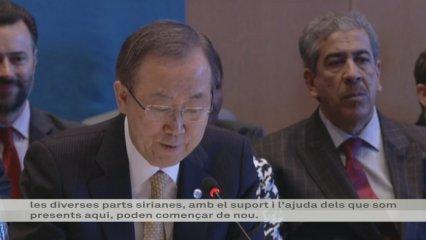 Conferència de pau de Ginebra 2 sobre Síria