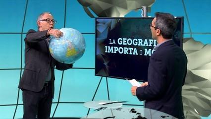 La geografia importa, i molt
