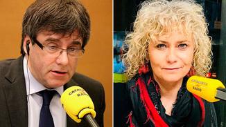 L'entrevista a Puigdemont en 3 minuts
