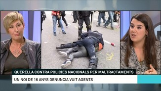 "Norma Pedemonte: ""No descartem poder identificar més agents en el cas d'en Guillem"""