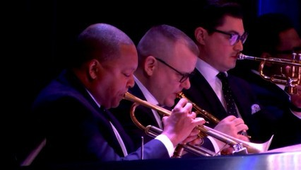 The Jazz at Lincoln Center Orchestra amb Wynton Marsalis. Palau Música. 28/2