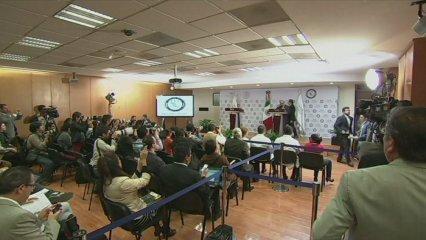 Polèmica perquè Mèxic atura la recerca dels estudiants desapareguts