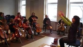Conversa amb Eulàlia Subirà, pedagoga del violoncel