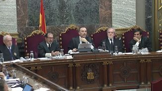 "First agent of the Guardia Civil declaring before the Supreme Court defines 20-S as ""siege"""