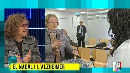 Com hem d'enfocar el Nadal amb afectats d'Alzheimer a casa?