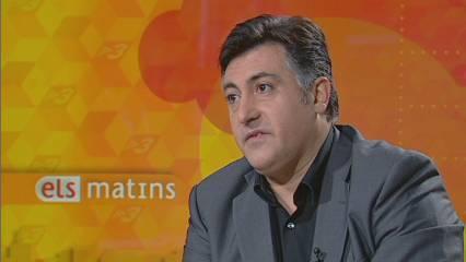 """""""És la primera vegada que sento que Laporta vol ser president d'ERC"""""""