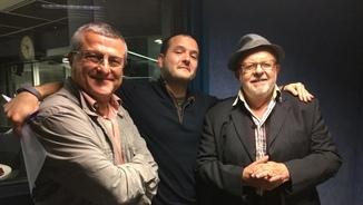 La tertúlia indiscreta amb Jaume Figueras i Josep Maria Bunyol