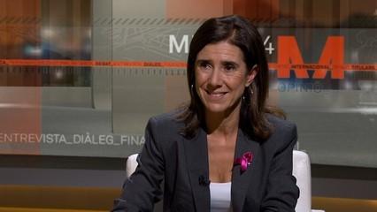 Entrevista a Teresa Maria Pitarch, directora de l'Institut Català de les Dones