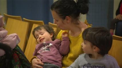 El CAP Sagrera reclama que no desmantelli el servei de Pediatria