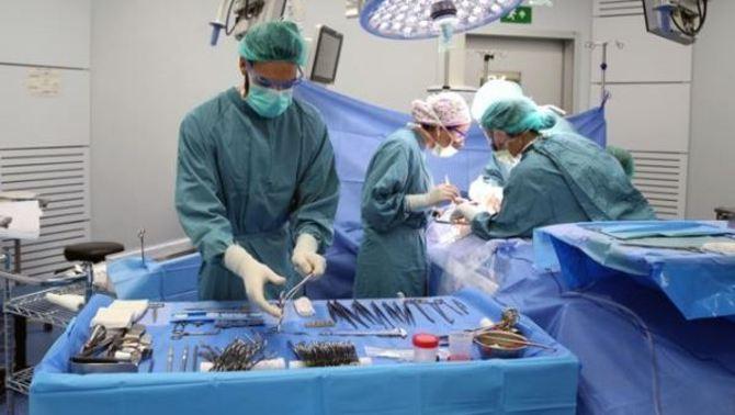 La Vall d'Hebron fa un nou rècord amb deu trasplantaments en només 24 hores