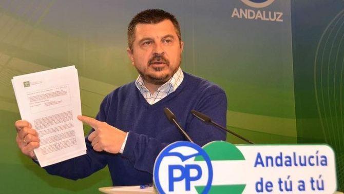 """Un dirigent del PP andalús se sent """"gilipollas"""" per creure's els tòpics dels catalans"""