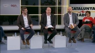"""Sanchis, Gordillo i Colomer: """"Ni canvis de directius ni l'ofec econòmic canviaran els mitjans"""""""