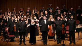 Bach i Händel dialoguen al Bachcelona