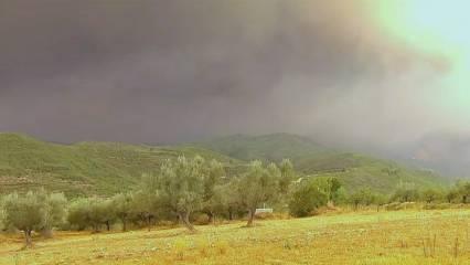 Gran dispositiu per sufocar el foc al País Valencià