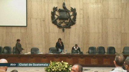 Guatemala. Judici a l'assalt a l'ambaixada espanyola