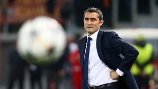 Cap cots i eliminats. El resum del Roma - Barça