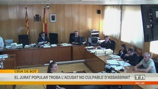 BLOC: NO CULPABLE CRIM BOT