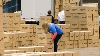 Els treballadors despullen Amazon: ansietat, lesions i pressions