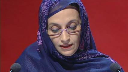 Aminatu Haidar, premi Jovellanos Resistència i Llibertat
