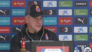 L'Espanyol arriba a Almería