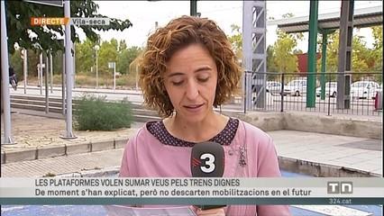 Telenotícies Barcelona 10/10/2016
