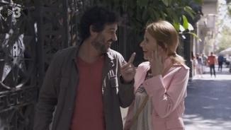 """Carme Lluveras dona el premi a l'escena més carrinclona de """"Com si fos ahir"""""""