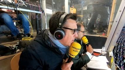 """Els gols de la maneta del Barça al Madrid des de la cabina de """"LaTdT""""!"""