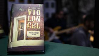 "2n fragment de la novel·la ""La noia del violoncel"", de Jordi Campoy Boada"