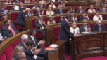 Debat Pol�tica General al Parlament